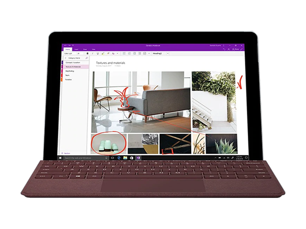 Microsoft Surface Go Laptops