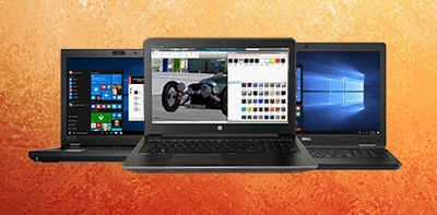 Workstation Laptop Rentals